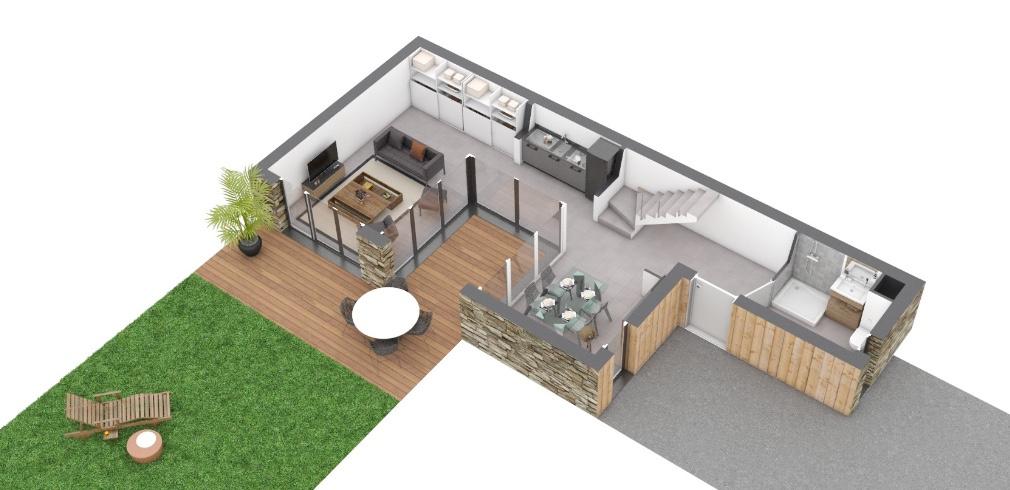 Annonce vente maison ajaccio 20000 72 m 288 600 for Maison 20000
