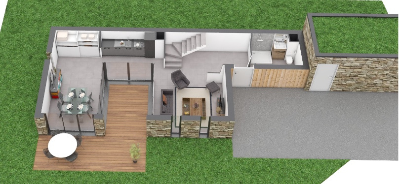 Annonce vente maison ajaccio 20000 82 m 374 800 for Maison 20000